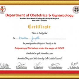 Department of obstetrics & Gynaecology