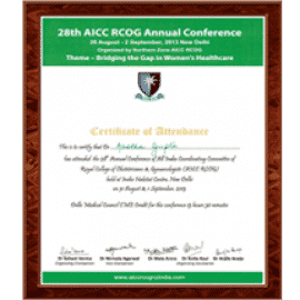 Rcog annual conference