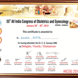 all in congress of obstetrics and gynecology
