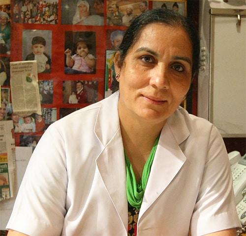DR. Vinni Sandhu