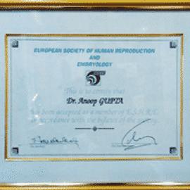 ESHRE awards